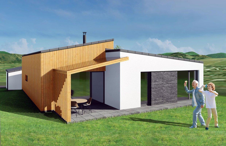 Rodinný dom a garáž FÁBIK