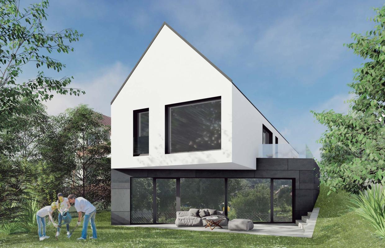 Rodinný dom PARADOX