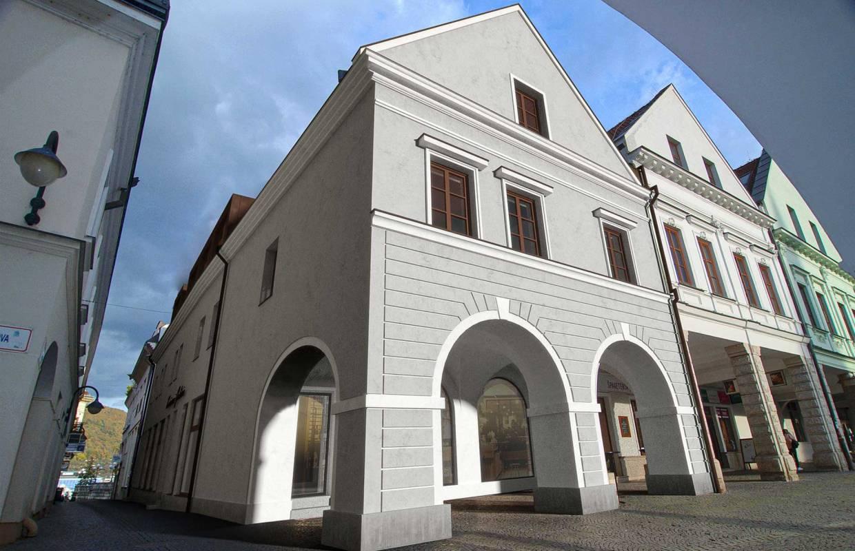 Meštiansky dom Mariánske námestie